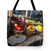 San Diego Old Town Market Tote Bag