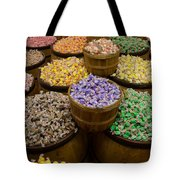 San Diego Old Town Saltwater Taffy Tote Bag