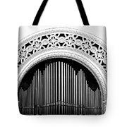 San Diego Spreckels Organ Tote Bag