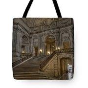 San Fran City Hall Tote Bag