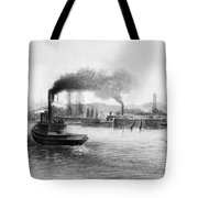 San Francisco Bay, C1889 Tote Bag