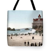 San Francisco Cliff House 1902 Tote Bag