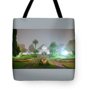 San Francisco Conservatory Of Flowers Tote Bag