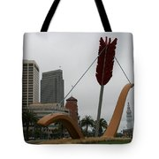 San Francisco - Cupid's Span Tote Bag