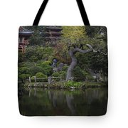 San Francisco Japanese Garden Tote Bag