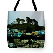 San Francisco Neighborhood Tote Bag