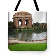 San Francisco - Palace Of Fine Arts Tote Bag