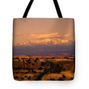 San Francisco Peaks Tote Bag