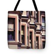 San Francisco Sunshine  Tote Bag