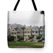 San Francisco - The Painted Ladies I Tote Bag
