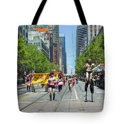San Francisco's Gay Pride Parade Tote Bag