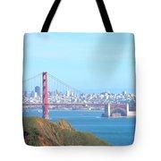 San Fransisco Tote Bag