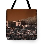 San Fransisco Sector Tote Bag