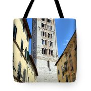 San Frediano Tower Tote Bag