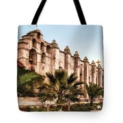 San Gabriel Mission 1899 Tote Bag by Unknown