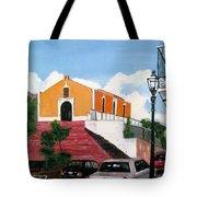 San German Chapel Tote Bag