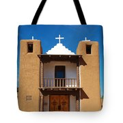 San Geronimo Church  Tote Bag