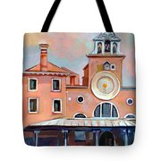 San Giacomo Di Rialto Tote Bag