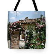 San Gimignano Beauty Of Tuscany  Tote Bag