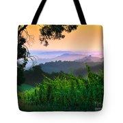 San Gimignano Hills Tote Bag