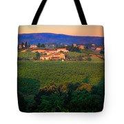 San Gimignano Vineyards Tote Bag