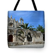 San Giovanni Alle Catacombe In Siracusa Tote Bag