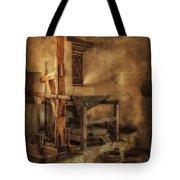 San Jose Mission Mill Tote Bag