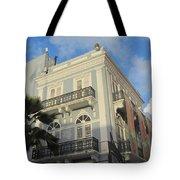 San Juan Architecture 1 Tote Bag