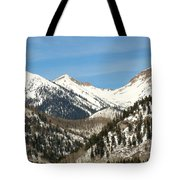 San Juan Mountains No. 3 Tote Bag