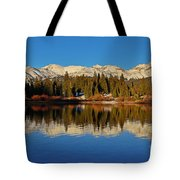 San Juan Reflections Tote Bag