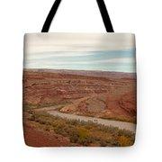 San Juan River Tote Bag