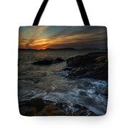 San Juans Sunset Mood Tote Bag