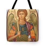 San Michael Tote Bag