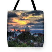 San Miguel De Allende Sunset Tote Bag