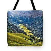 San Nicolo' Valley - Italy Tote Bag