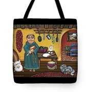 San Pascuals Kitchen Tote Bag