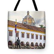 San Pedro Claver Monastery Tote Bag