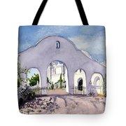 San Xavier Back Gate Tote Bag