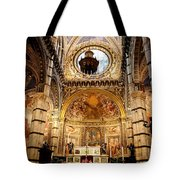 Sanctuary Duomo Siena Tote Bag