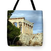 Sanctuary Of Aphaia 2 Tote Bag