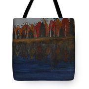 Sanctuary Pond Tote Bag