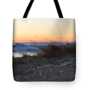 Sand And Ice Tote Bag