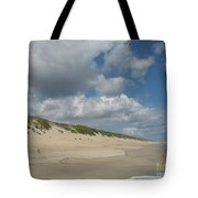 Sand And Sea Tote Bag