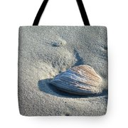 Sand And Seashell Tote Bag