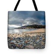 Sand Beach At Acadia Tote Bag