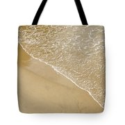 Sand Beach Tote Bag