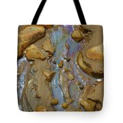 Sand Creation Tote Bag