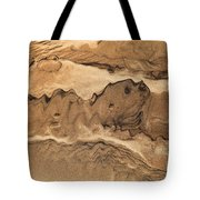 Sand Dog Tote Bag