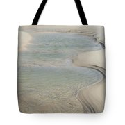 Sand Formations Tote Bag
