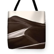 Sand Forms Great Sand Dunes Colorado Tote Bag